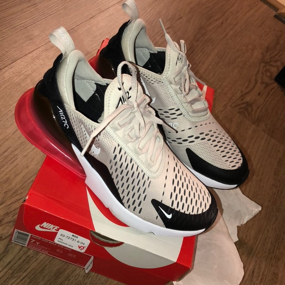 d618e19db1 Nike Shoes | Brand New Worn Air Max 270 Nude And Pink | Poshmark